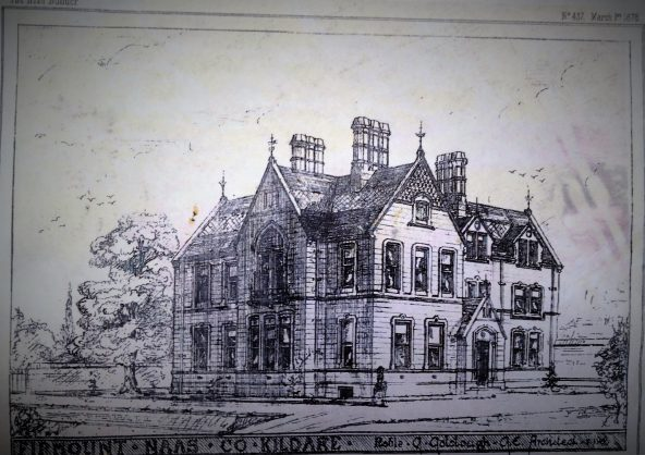 1878 architects remodel drawing